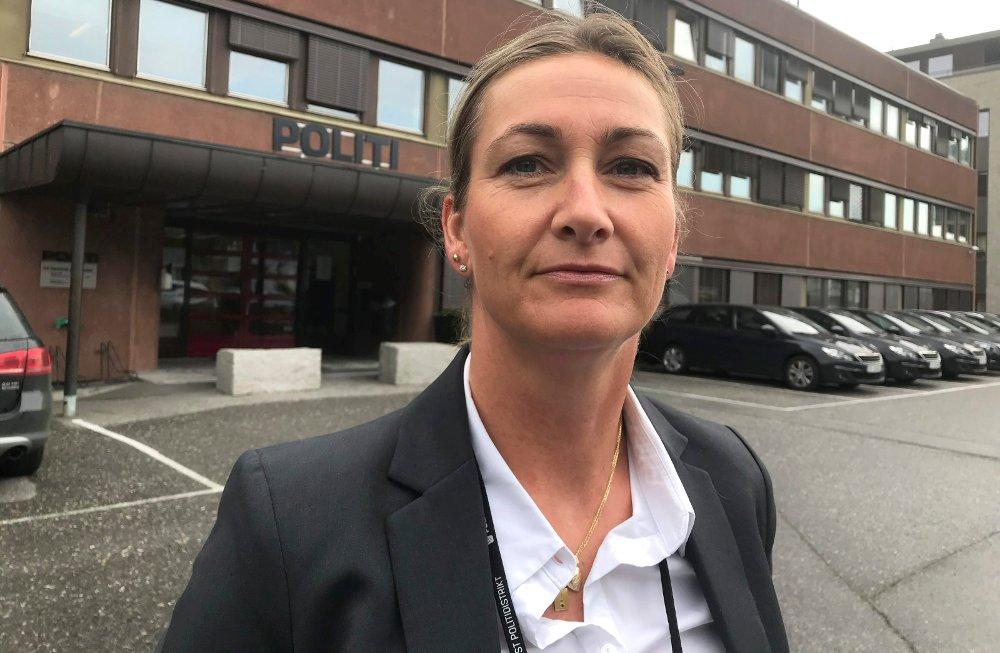 Mann i 80-årene omkom etter husbrann i Hønefoss
