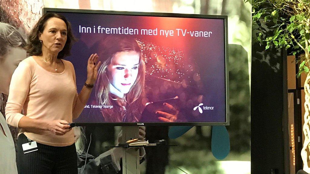 telenor fiber tv
