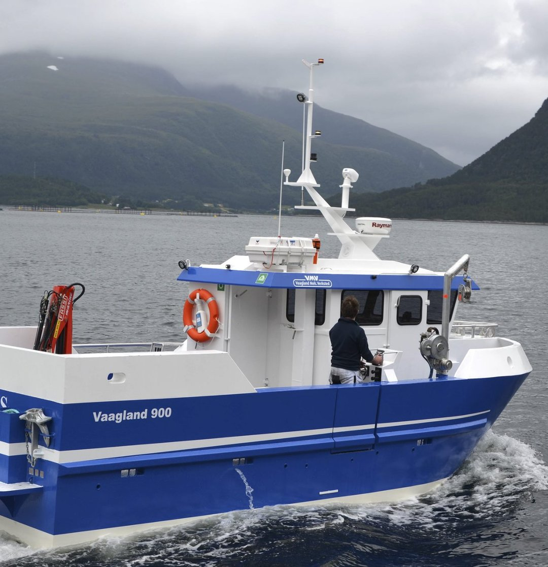 fiskebat til salgs med kvote