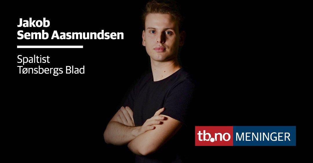 Tonsbergs Blad Norge Lider Av En Alvorlig Kronisk Sykdom