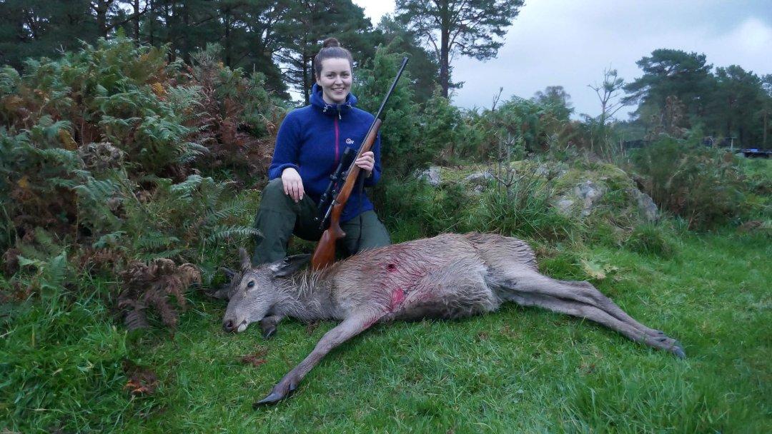 No skal jentene jakte hjort igjen – og dei vil ha deg med på laget