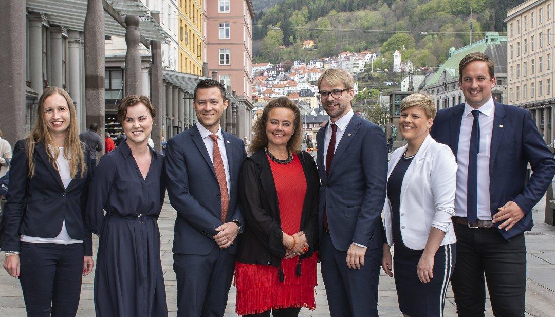 Linn Kristin Engø blir ny skolebyråd