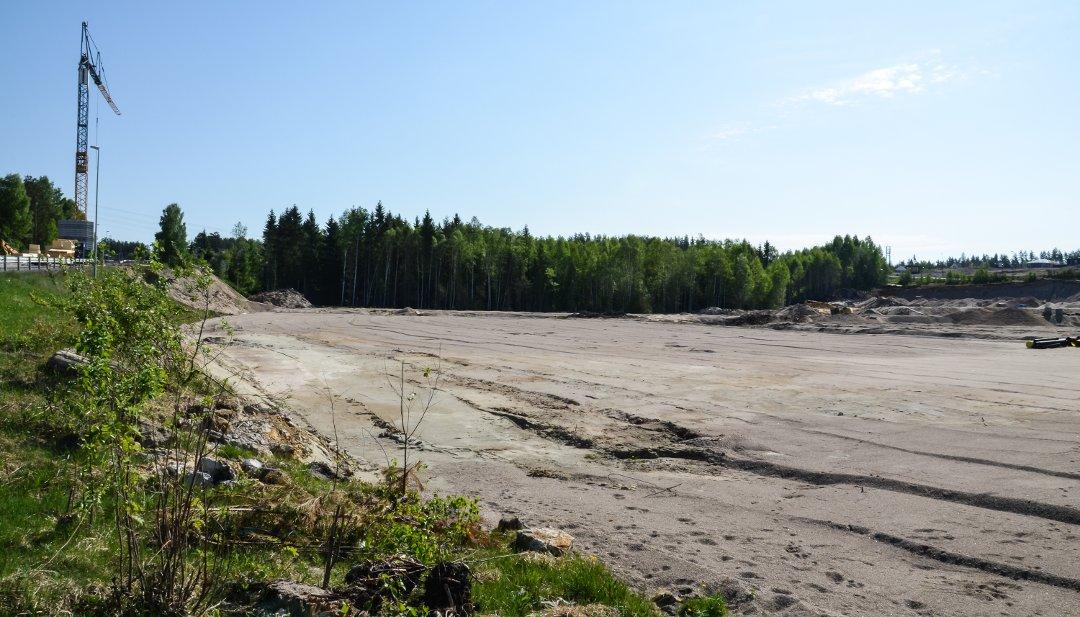 Ostlendingen Europris Flytter Over Elva Og Til En Helt Ny Handelspark