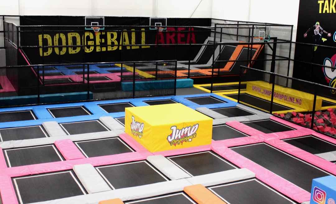 jump trampolinepark sarpsborg
