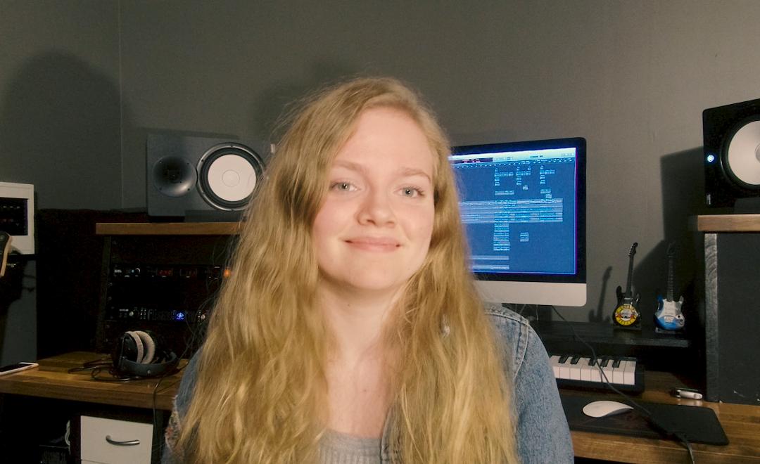 (+) Tiril fra Tynset har spilt i musikalen Billy Elliot i Oslo. Nå er hun klar for finalen