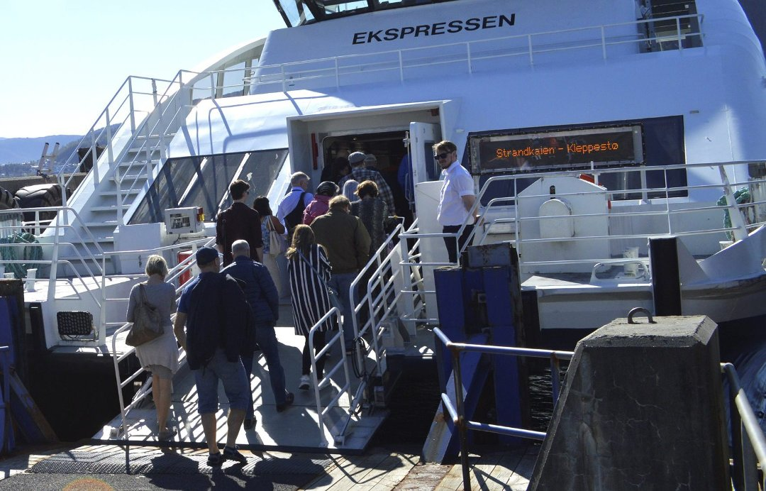 Askøybåt-rederi med sterke 2018-tall