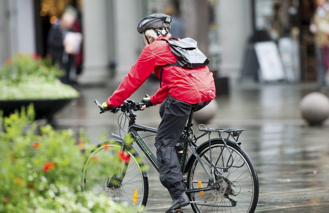 Sykkelen kan være kilen i tidsklemmen