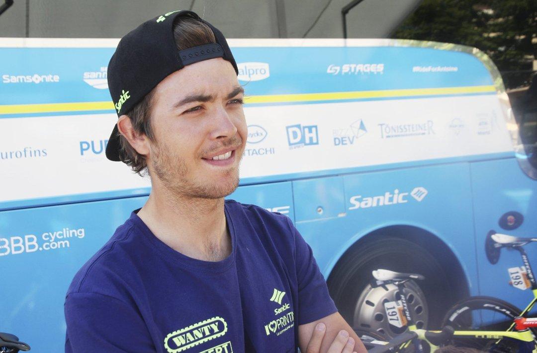 Eiking i sitt første Tour de France-brudd: – Det var jækla hardt!