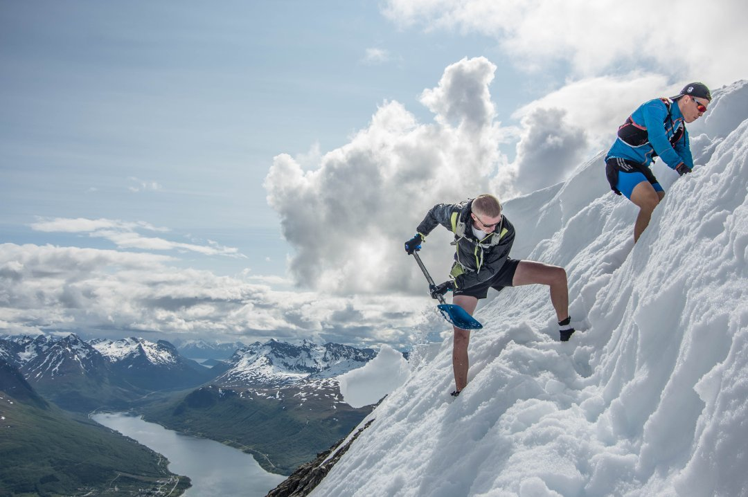 ti på topp tromsø kart Nordlys   Dette er de seks nye «Ti på topp» fjellene i Tromsø ti på topp tromsø kart