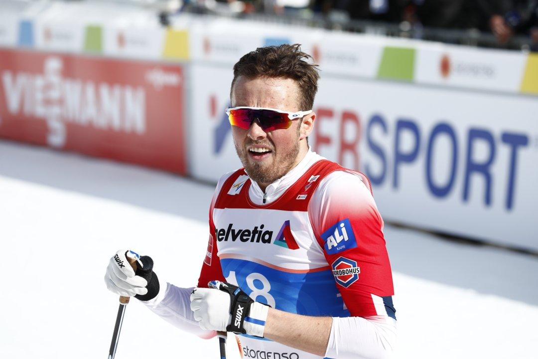 Emil Iversen skal på pallen