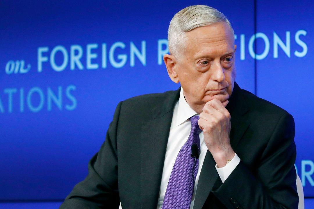 Tidligere forsvarsminister med skarp kritikk av Trump