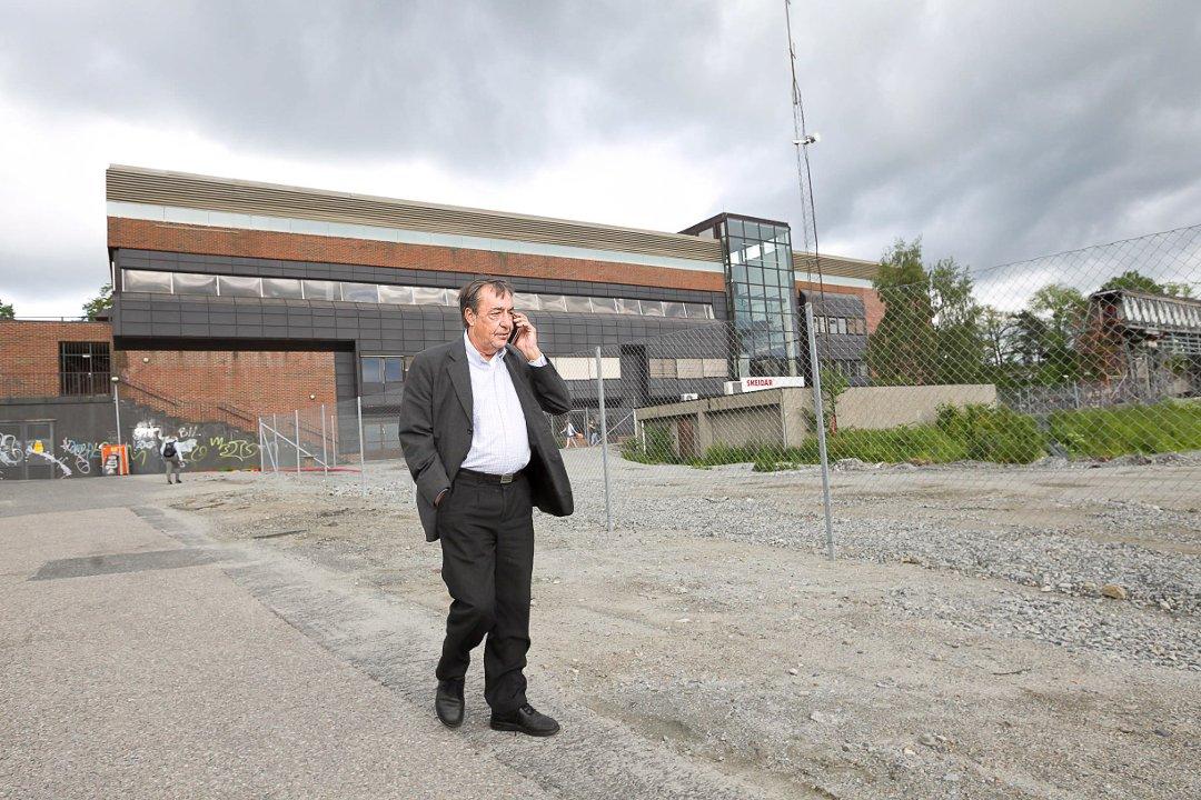 Strålende Østlandets Blad - Skeidar etablerer varehus i Ski – igjen FT-66
