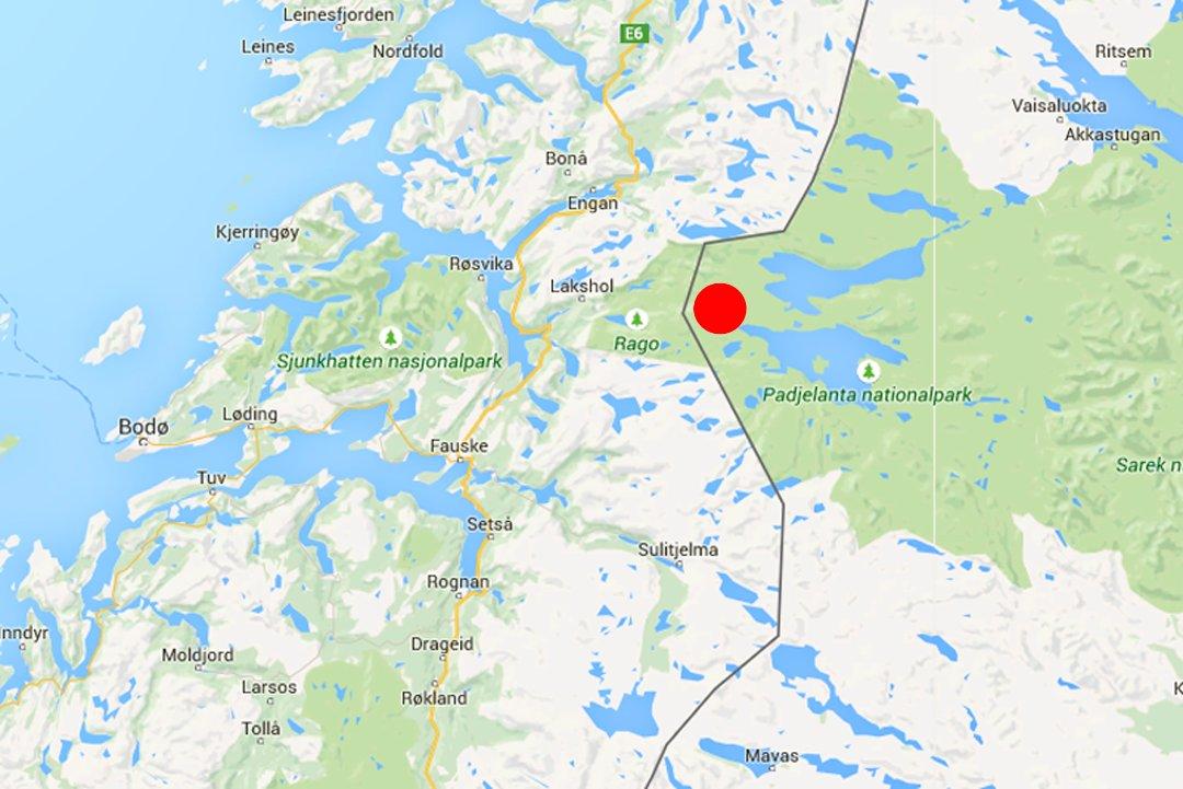 drageid kart Avisa Nordland   Nordmenn tatt for tjuvfiske i Sverige drageid kart