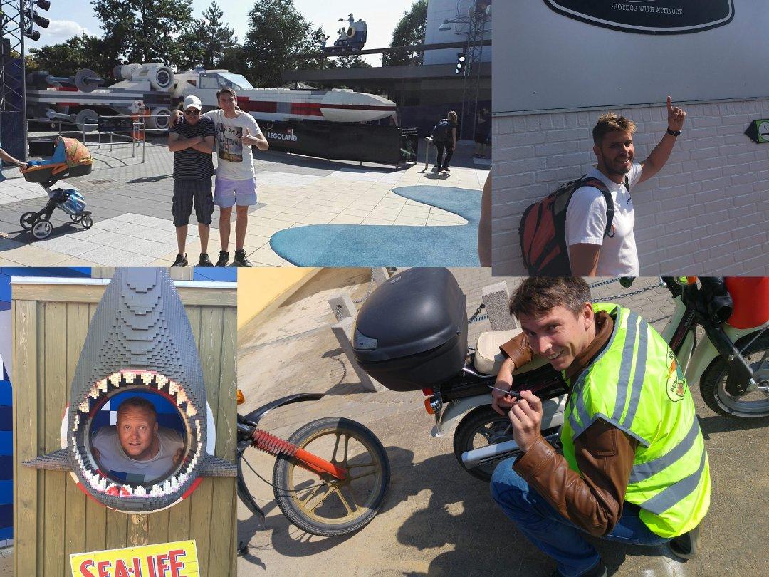 (+) Dag 5: Esbjerg – Horsens: Legoland, insekt, Star Wars og hestejazz