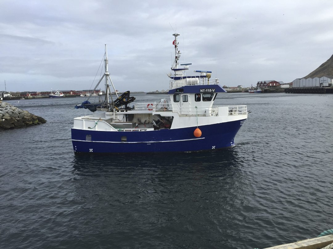Super Lofotposten - Investerer ni millioner i nytt fiskefartøy RZ-57