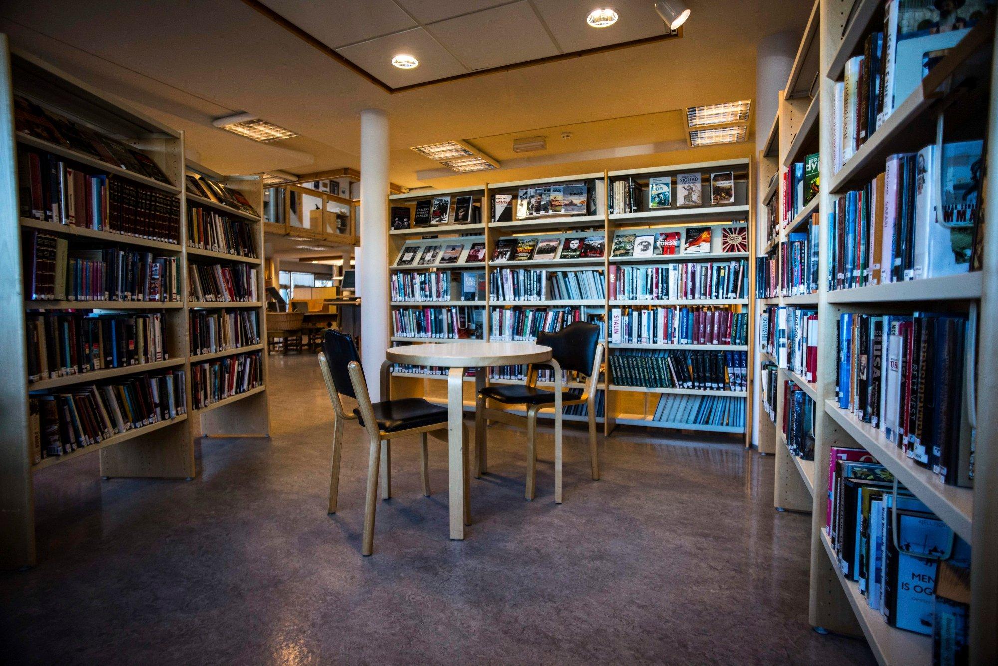 Universitetet I Sørøst Norge Bibliotek