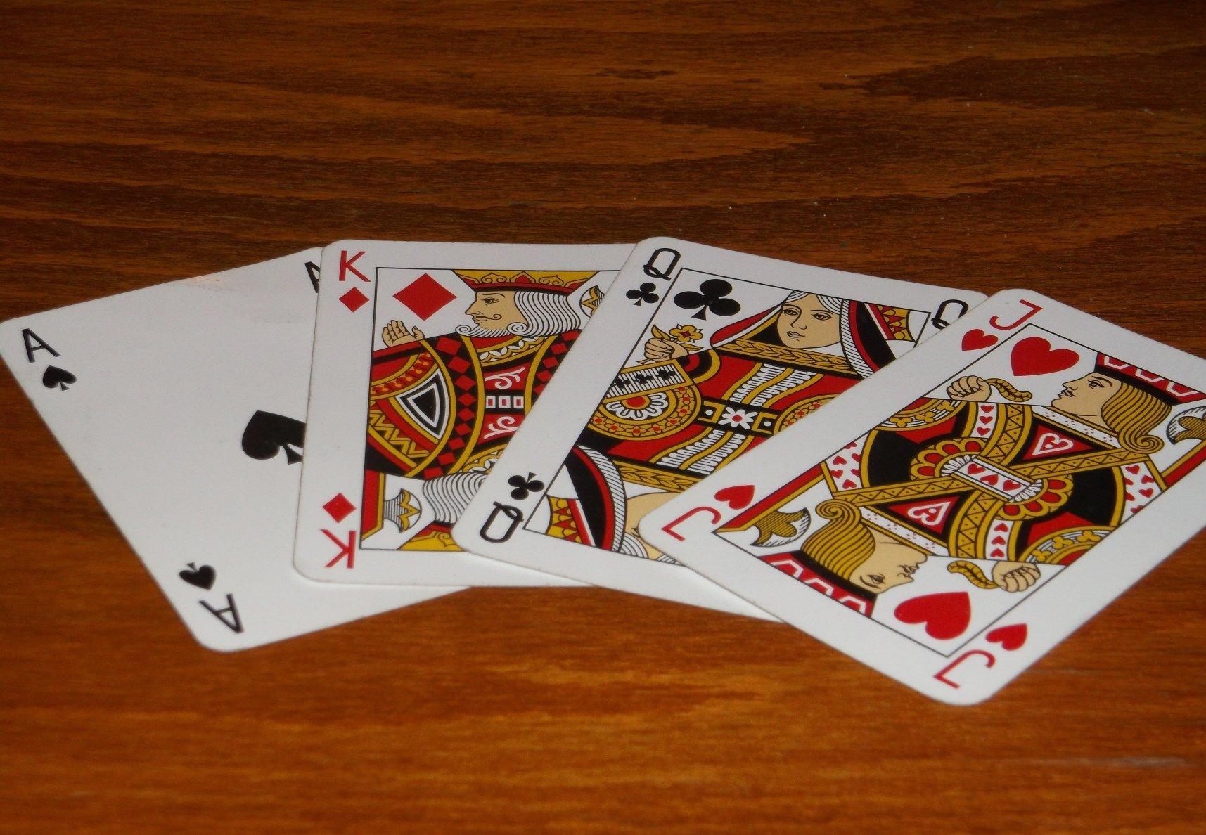 Kortspill Idiot