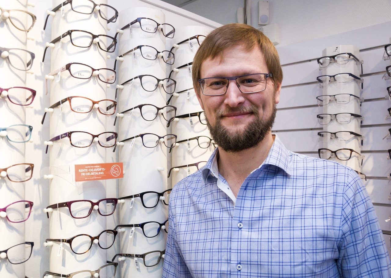 Synsam Briller