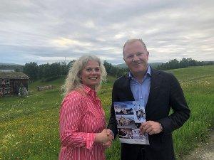 fe1be49e Coop Midt-Norge inngår samarbeid med Destinasjon Røros