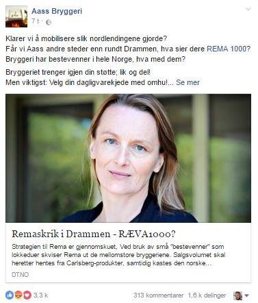Drammens Tidende Raeva1000 Og Falske Nyheter