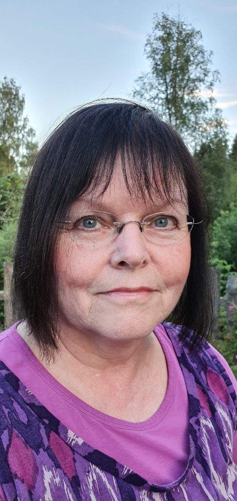 PSYKIATRISK SYKEPLEIER: Gro Biørn-Humerfelt er psykiatrisk sykepleier med lang erfaring med mennesker med dissosiativ identitetsforstyrrelse.