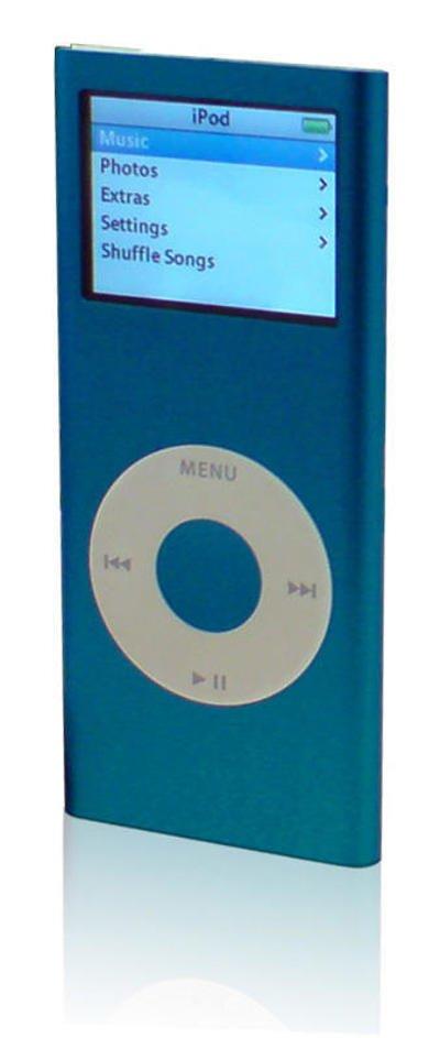 iPHONE: En iPod nano fra 2006. Ifølge Cong lignet den første utgaven av Iphonen ut på denne. Foto: Wikipedia Commons