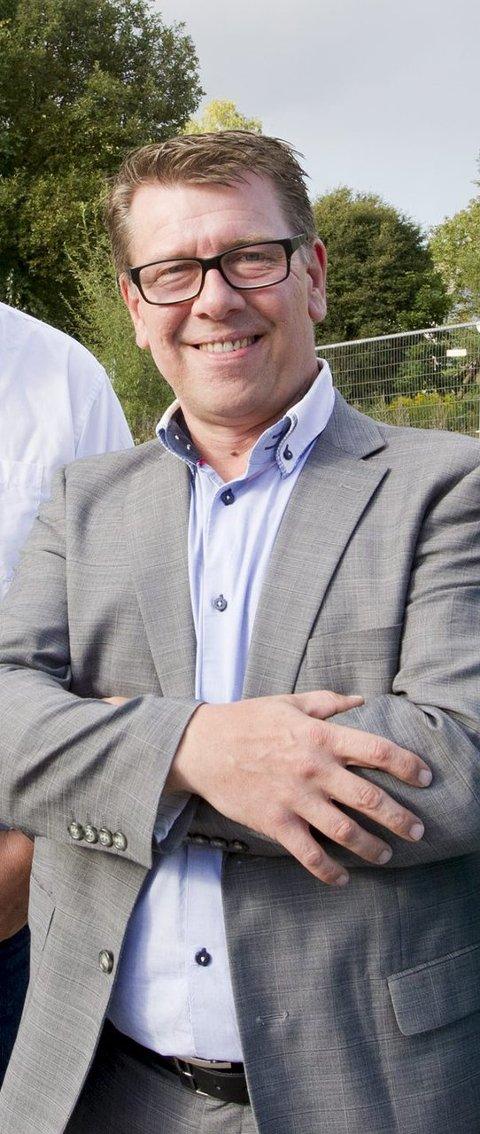 LITT VAGT: Øystein Nordfjeld i organisasjonen «Positiv byutvikling» hadde ønsket seg mer konkrete, forpliktende formuleringer om Midtbyen i valgprogrammene til de politiske partiene. FOTO: KJELL R. HERMANSEN