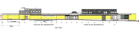 UTVIDER OG PUSSER OPP: Butikken skal både pusses opp og utvides med 300 kvadratmeter, og får nå et areal på totalt 1550 kvadratmeter.
