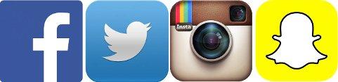 Ringerikes Blad finner du med brukernavn @ringblad på Facebook, Twitter, Instagram og Snap.