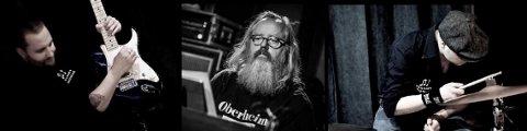 BLUES: Det blir ettermiddagskonsert med Drammen Bluesband i Sekkefabrikken lørdag.