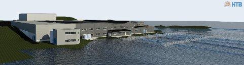 Firda Seafood utvidar på Byrknesøy. Nytt mottaksanlegg, ny filetfabrikk og ny innfrysingslinje skal gje 20–30 nye arbeidsplassar i det vesle øysamfunnet.