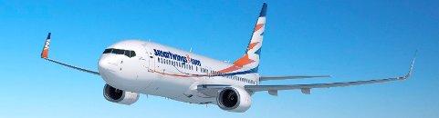 FRA TROMSØ TIL SYDEN: Smartswings har vunnet en kontrakt om å fly tromsøværinger til Gran Canaria i vinter.
