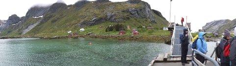 REINEFJORDEN: Fylkesmannen har fått en ny klage på at søknader om tiltak i Reinefjorden ikke behandles av Moskenes kommune.