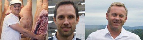 Nominerte: Kristoffer Evang fra Ask gård, Svein Bjerke fra Varma / Norwegian firewood og Kristian Osestad i Cryptoone nådde ikke opp i kampen mot Hold AS fra Drammen.