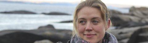 Engasjert: Siri Smith-Meyer Jonassen har lenge vært opptatt av stengsler i strandsonen. Å behandle fire saker, som heller ikke er ferdige, i løpet av ett år, mener hun blir for lite.
