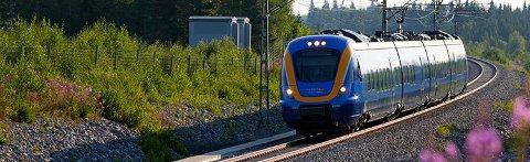 Det blir ny jernbane mellom Umeå og Luleå.