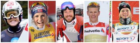 NM-VEKA: NRK sender nærmere 50 timer når kjente fjes fra flere vinteridretter samles i Lillehammer fra 23. til 29. mars, sammen med flere mindre idretter.