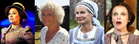 Yngvild Støen Grotmol, Sylvia Salvesen, Nina Woxholtt og Marit Synnøve Berg er skuespillere som alle har hatt sentrale roller på Nordmøre. Alle fire har skrevet under på oppropet mot seksuell trakassering.