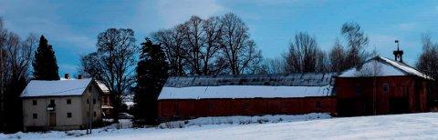 NEKTER KONSESJON: Fylkesmannen synes 9,25 millioner kroner er en for høy pris å betale for garden Hermanrud på Kapp.