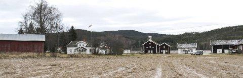 FREDES: Med 12 ulike byginger, de fleste i opprinnelig form fra 1800-tallet, er Vest-Nor så viktig kulturhistorie at Riksantikvaren ønsker å frede det.
