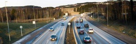 E6 ved Olavsgaard