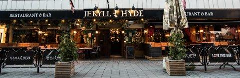 FOR DYRT: Konkursrammede Jekyll & Hyde måtte betale dyrt for lokalene de leide.