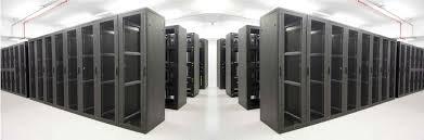 BYGGES UT: Det bygges stadig flere datalagringsrom i Norge.