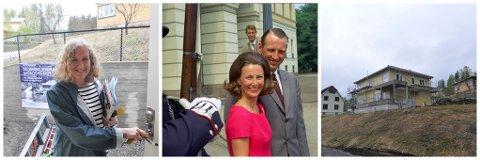 TIDSBILDE: Konservator Else Braut leter etter møbler og gjenstander som er identiske til de som var i dronning Sonjas barndomshjem. Huset er flyttet til Maihaugen og skal  skal settes i stand så det ser ut slik det var da Sonja Haraldsen forlovet seg med daværende kronprins Harald.