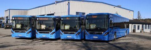 Bussene skal få ny terminal i Ørje.