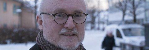 FORSKER: Jens Egeland ved Sykehuset i Vestfold.