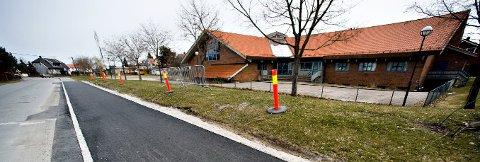 Lisleby samfunnshus er endelig klart for å tas i bruk igjen etter flere måneder som reservevaksinasjonssenter.