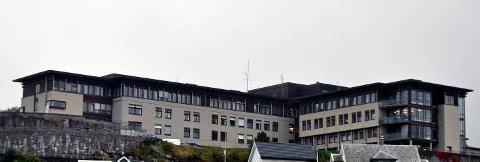 PAPIRMANGEL: Sykehuset i Flekkefjord mangler papirer på legenes kvalifikasjoner. Det gjelder også dagens ansatte.