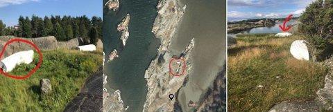 DUSA: Kommunen etterlyser eieren av denne båten i friområdet på Dusa.