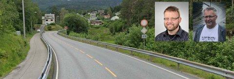 Dette veistykket i Tørvikbygd på fv 49 har vært kategorisert som veiklasse 5, og har ført til at ruteplantjenesten har valgt bort Jondalstunnelen når det lages rutevalg mellom Odda og Norheimsund.
